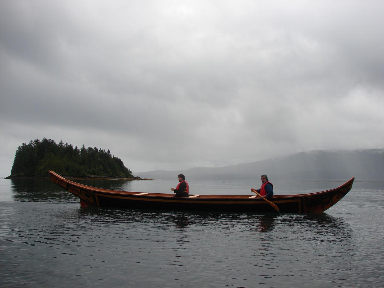 Canoe Guuj Jaalen